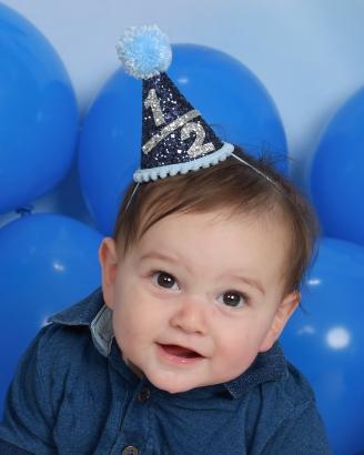 Logans Half Birthday